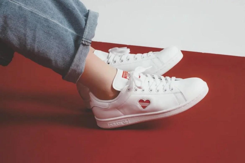 adidas originals stan smith Valentine's day 2019 2