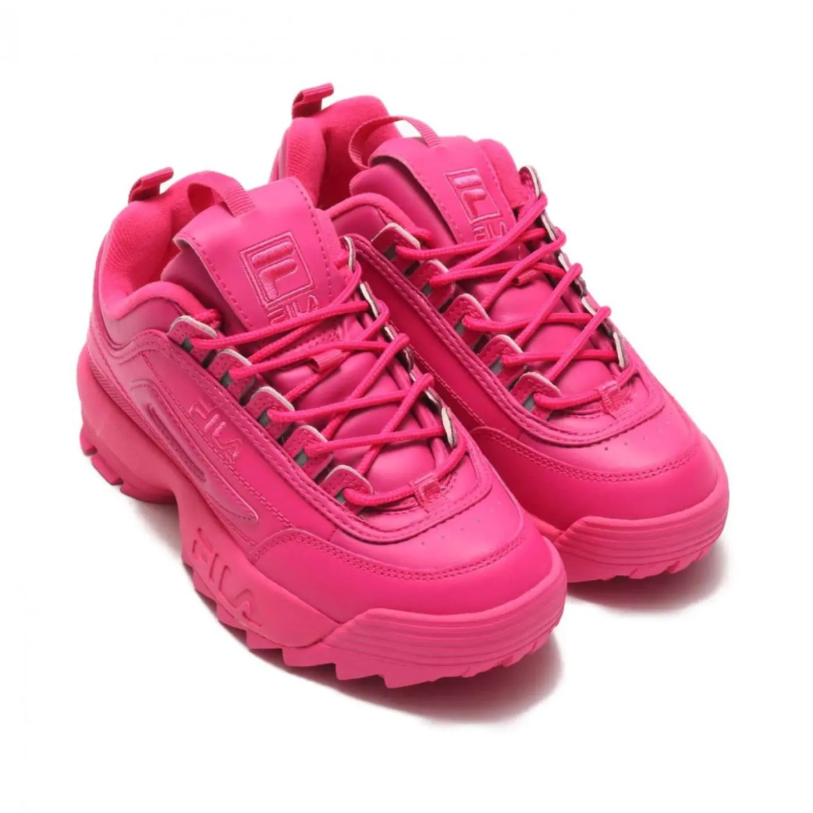 FILA Disruptor 2 Mono Neon Sneaker-14