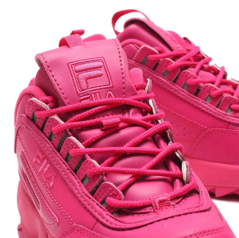 FILA Disruptor 2 Mono Neon Sneaker-16