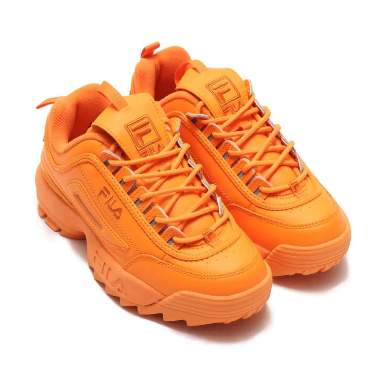 FILA Disruptor 2 Mono Neon Sneaker-17