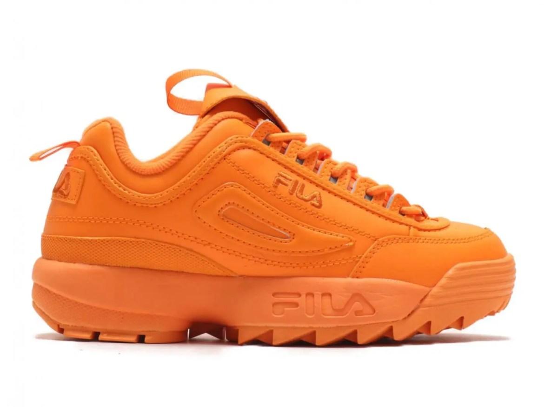 FILA Disruptor 2 Mono Neon Sneaker-18