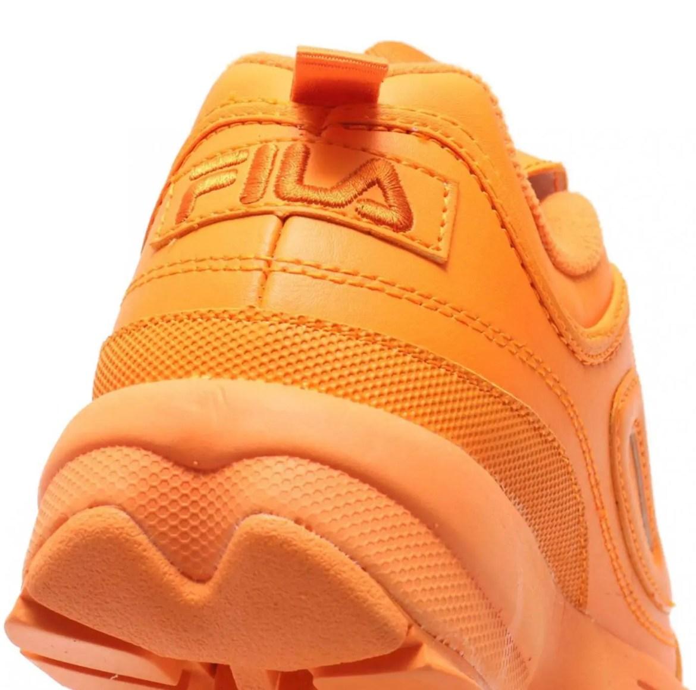 FILA Disruptor 2 Mono Neon Sneaker-20