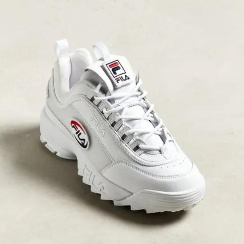 FILA Disruptor II Patches Sneaker-02