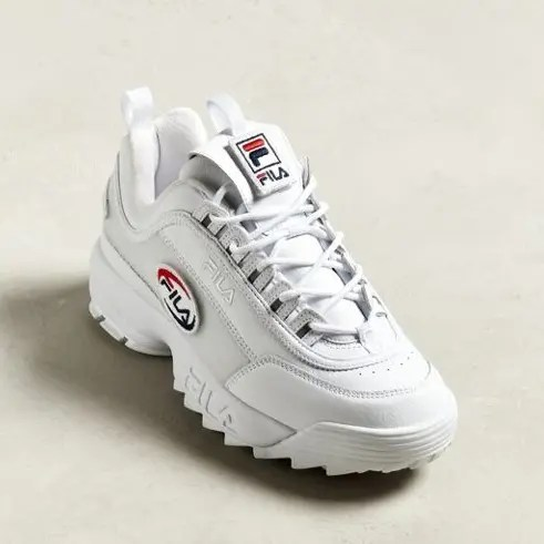 FILA Disruptor II Patches Sneaker-02