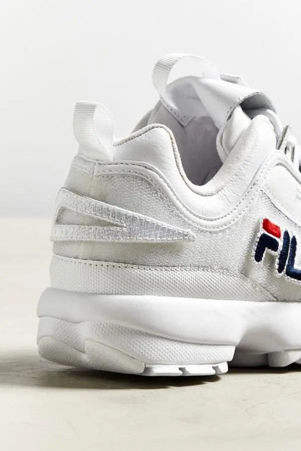 FILA Disruptor II Patches Sneaker-03