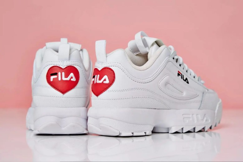 Fila Diruptor II White Heart Exclusive-03