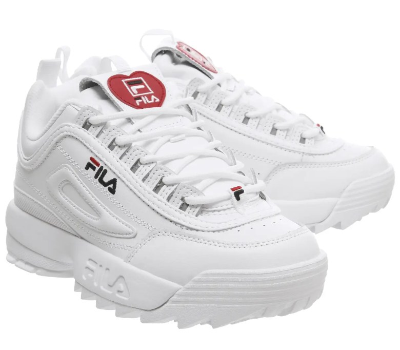 Fila Diruptor II White Heart Exclusive-05