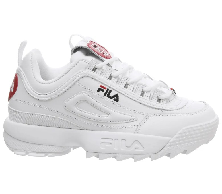 Fila Diruptor II White Heart Exclusive-06