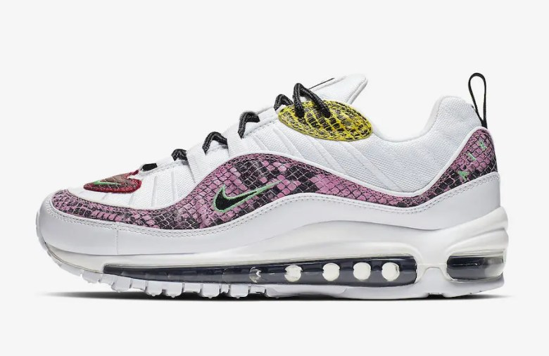 Nike-Air-Max-98-Snakeskin-WMNS-BV1978-100-Release-Date