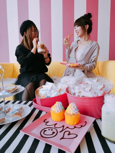 Pink Party Sweets Himeji Key Of Life-30