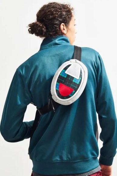 Champion Prime Tartan C Sling Bag-01