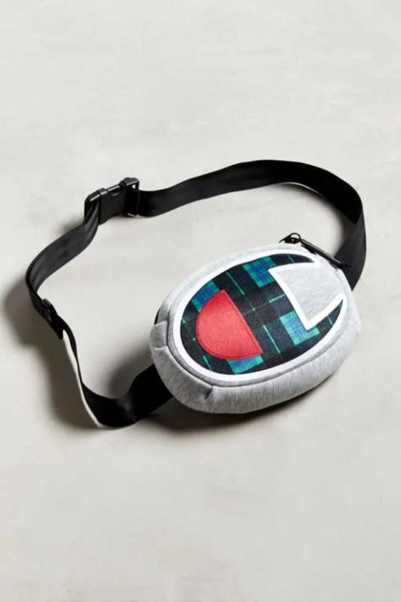 Champion Prime Tartan C Sling Bag-02