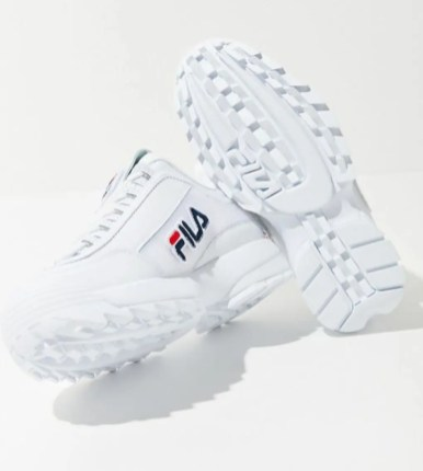 FILA Disruptor 2 Patches Sneaker-04