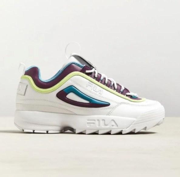 FILA Disruptor II Sneaker-01