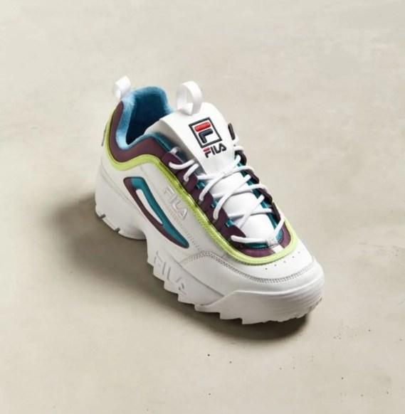 FILA Disruptor II Sneaker-02
