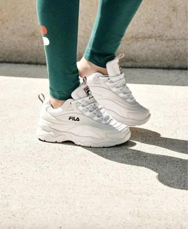 FILA ray sneaker white-04