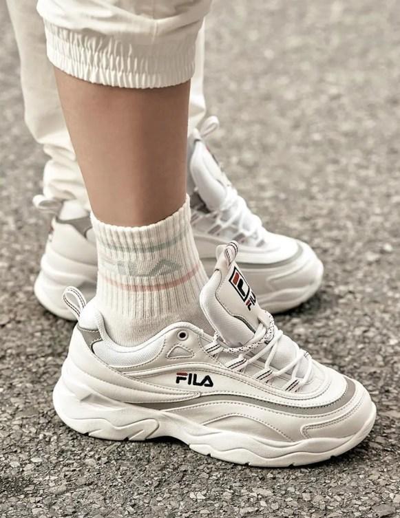 FILA ray sneaker white-06