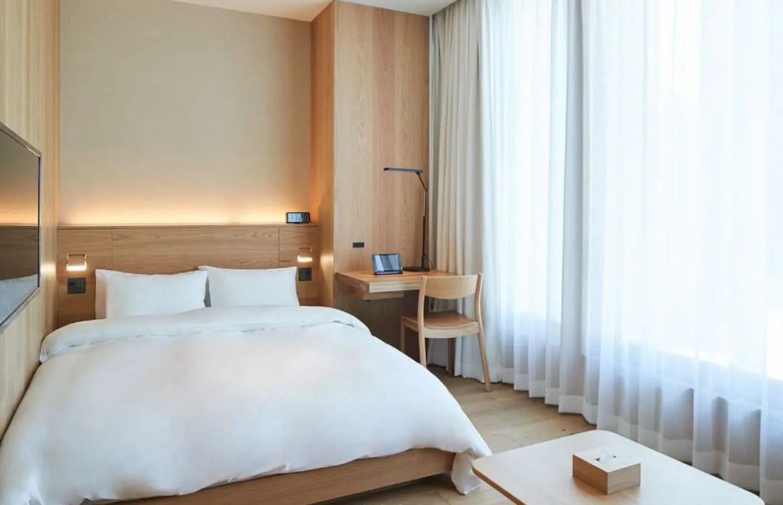 MUJI HOTEL GINZA TYPE H-01