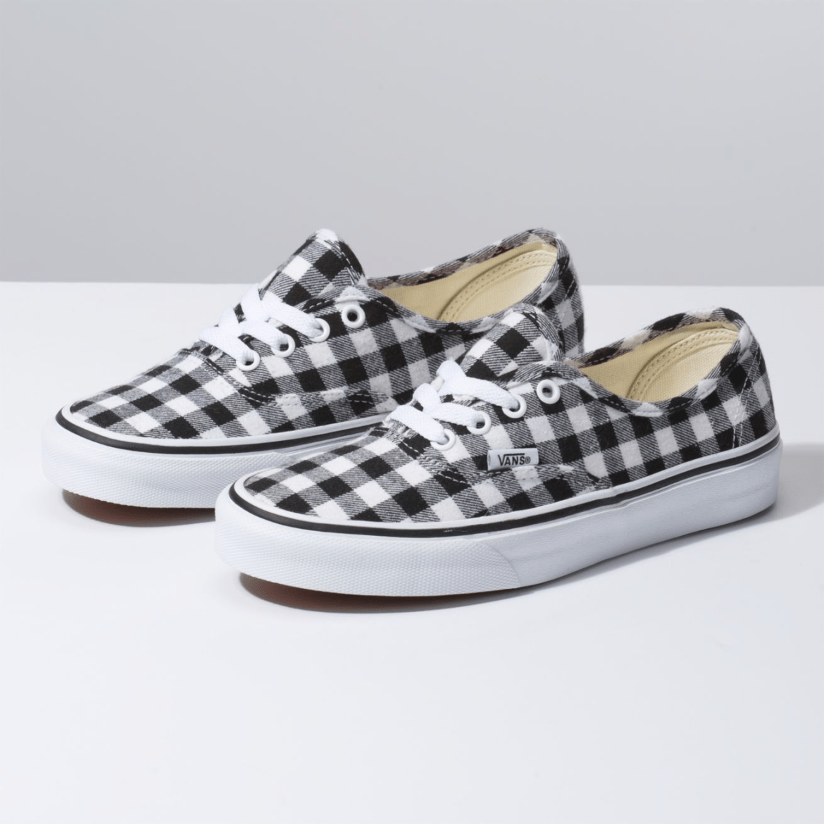 Vans GINGHAM AUTHENTIC-01