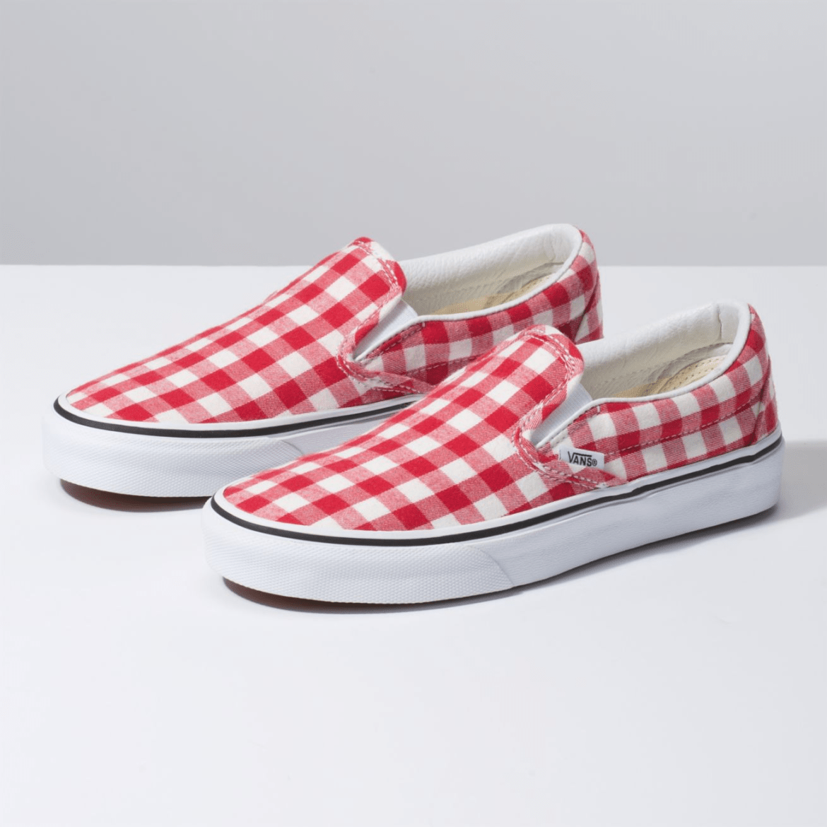 Vans GINGHAM SLIP-ON-01