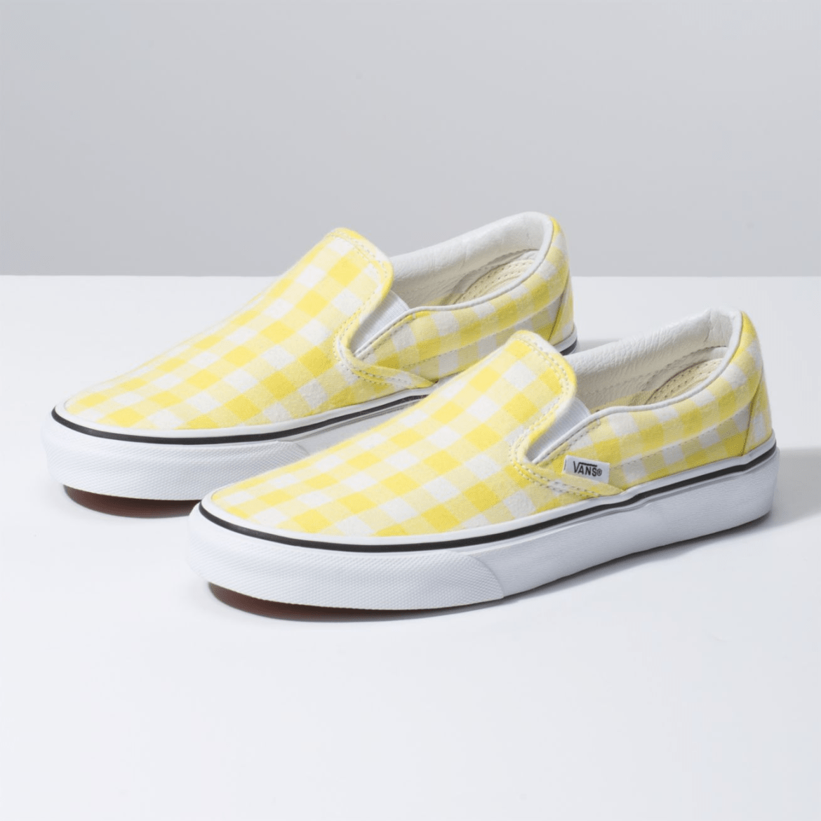 Vans GINGHAM SLIP-ON-10