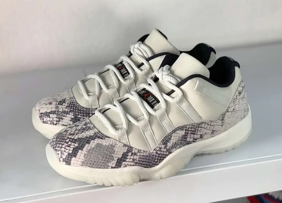 Air-Jordan-11-Low-Light-Bone-Snakeskin-CD6846-002-Release-Date-Pricing