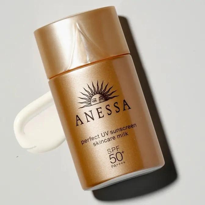 ANESSA パーフェクトUV スキンケアミルク
