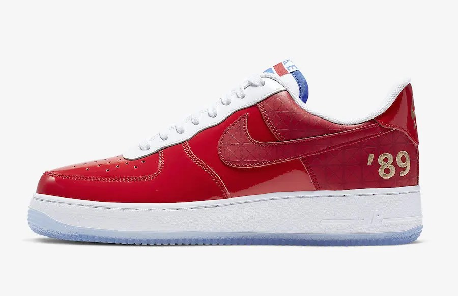 NIKE AIR FORCE 1 LOW 1989 NBA FINALS