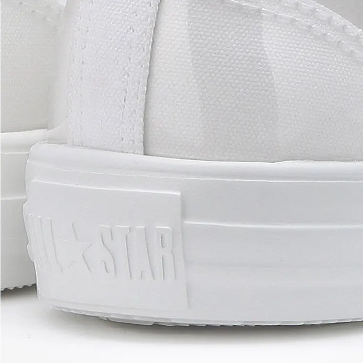 Converse All Star Light Clear Material Hi White 5