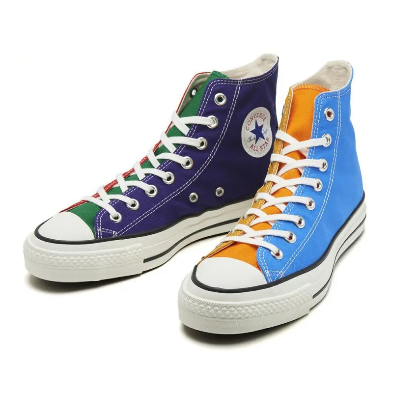 Converse x ABC Mart All Star 3