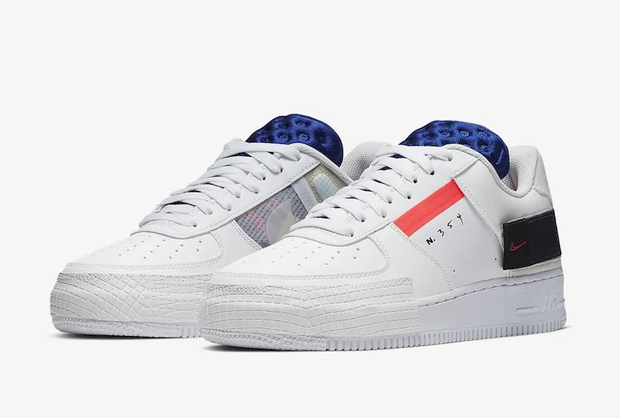 Nike-Air-Force-1-AF1-Low-Type-White-Red-Orbit-Black-CI0054-100-Release-Date-4