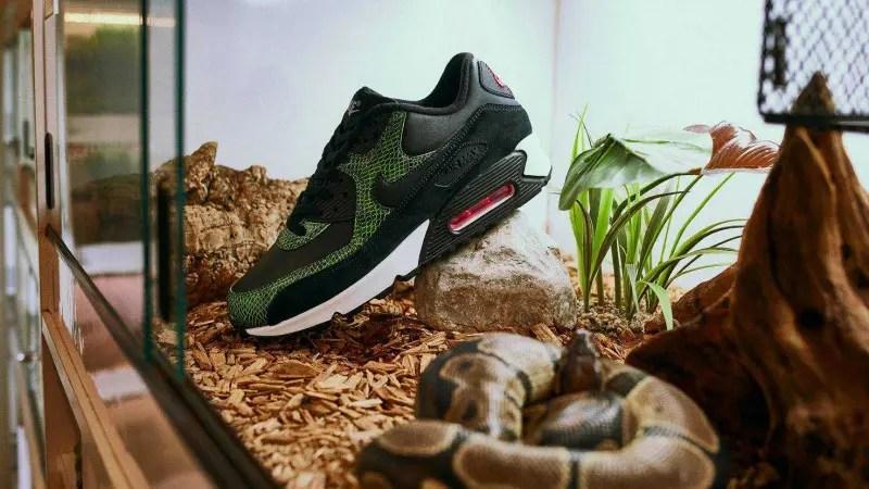 Nike Air Max 90 Snake Skin CD0916-001-2