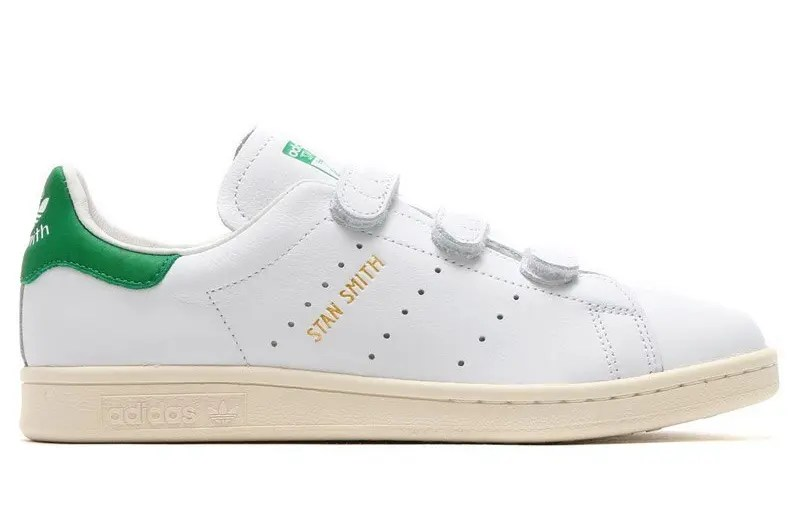 adidas STAN SMITH CF White Green AQ3191-02