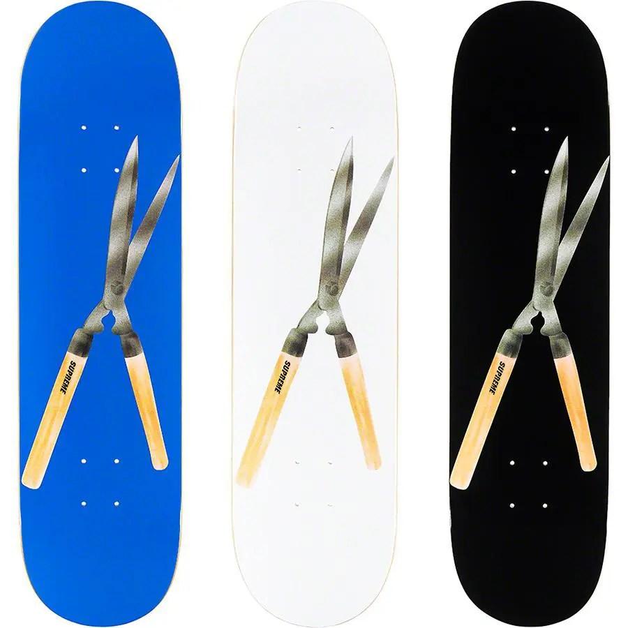 supreme-week-18-Shears Skateboard