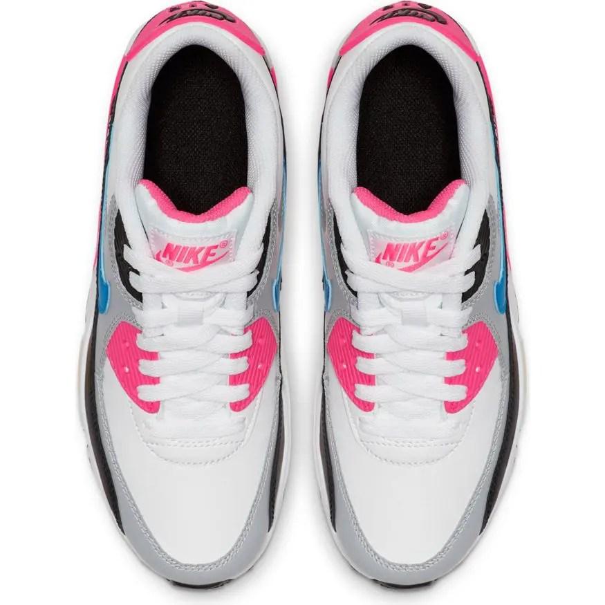 Nike AIRMAX 90 LTR (GS) 833376-107-04
