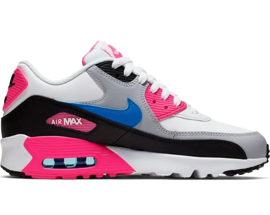 Nike AIRMAX 90 LTR (GS) 833376-107-05
