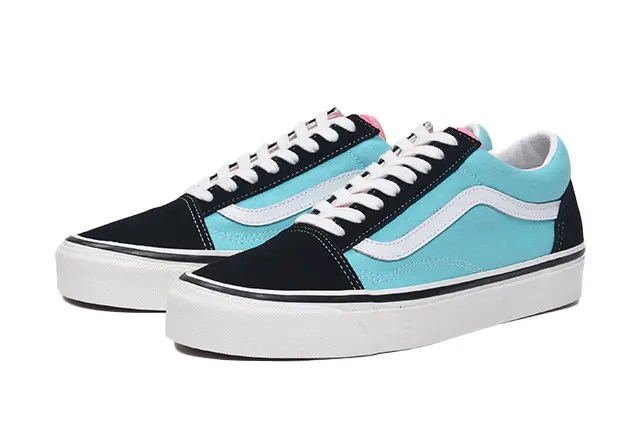 VANS ANAHEIM FACTORY OLD SKOOL 36 DX-05