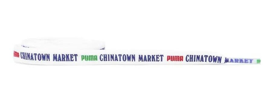 Puma CHINATOWN MARKET White-RGB-Puma-Lace-Set