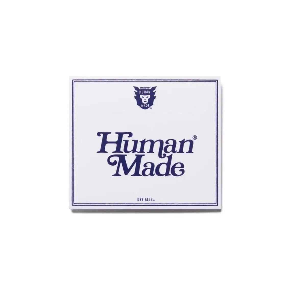 Human made x Girls Don't Cry CARD STICKER GDC #01