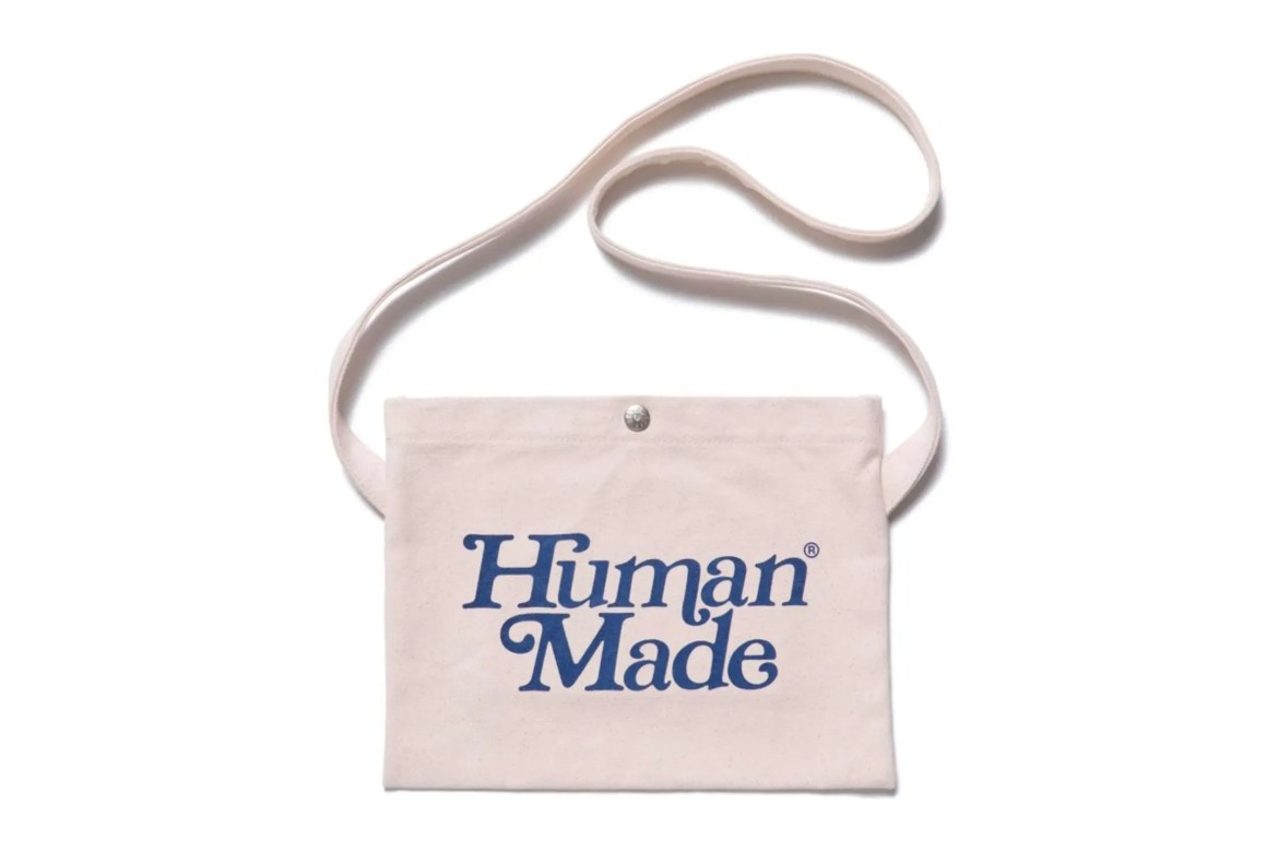 Human made x Girls Don't Cry SATCHEL GDC