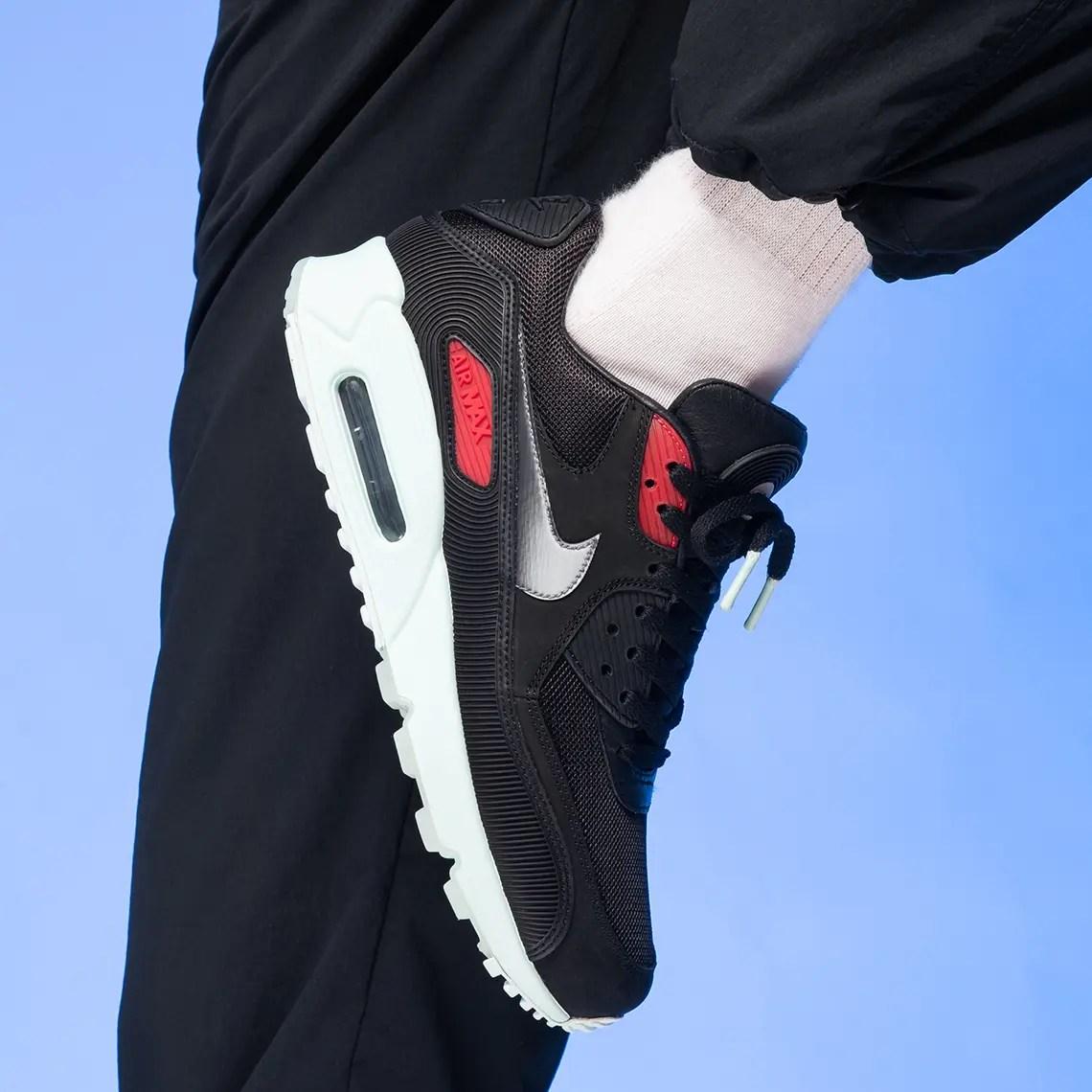 Nike Air Max 90 Premium Vinyl CK0902-001-09