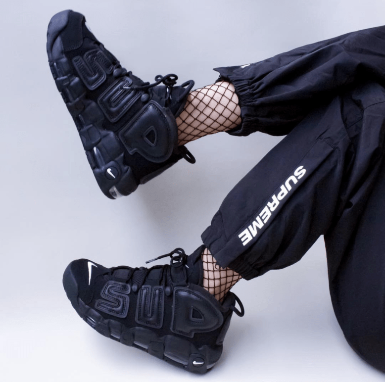 Nike Air More Uptempo Styles from Instagram_miho_umeboshi