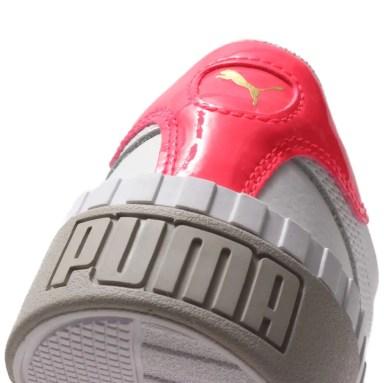 PUMA CALI REMIX WMNS PUMA WHITE-PU 19FA-S-10