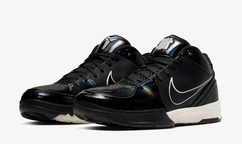 Undefeated-Nike-Kobe-4-Protro-Black-Mamba-CQ3869-001-01