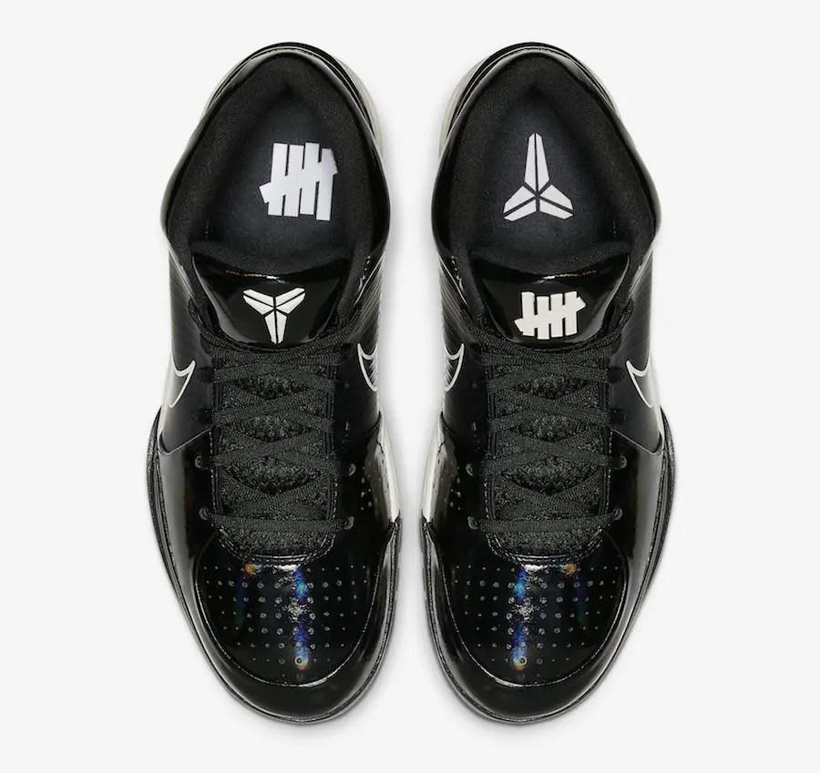 Undefeated-Nike-Kobe-4-Protro-Black-Mamba-CQ3869-001-04