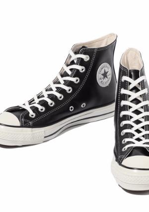 BEAMS x Converse All Star Hi Leather-12
