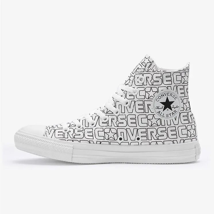 Converse All Star Nurie Hi (コンバース オールスター ヌリエ ハイ)