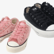 Converse All Star PLTS Boa OX Black Pink-01