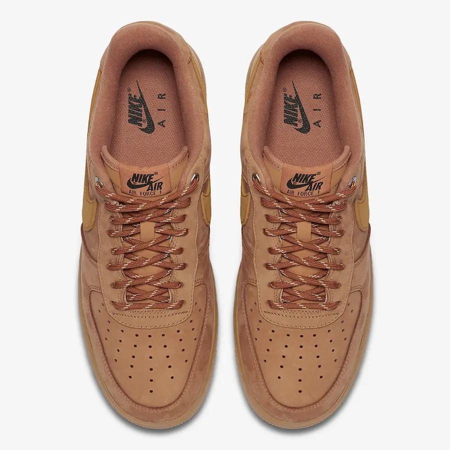 ナイキ エアフォース 1 07 ウィート (Nike Air Force 1 07 Wheat)