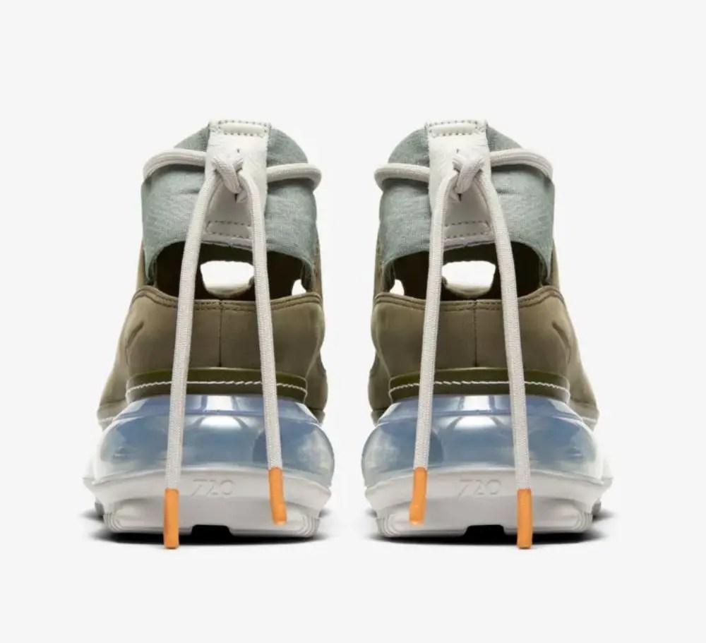 "Nike Air Max FF 720 ""Olive and Bone"" (ナイキ エア マックス FF 720 ""オリーブ アンド ボーン"")"